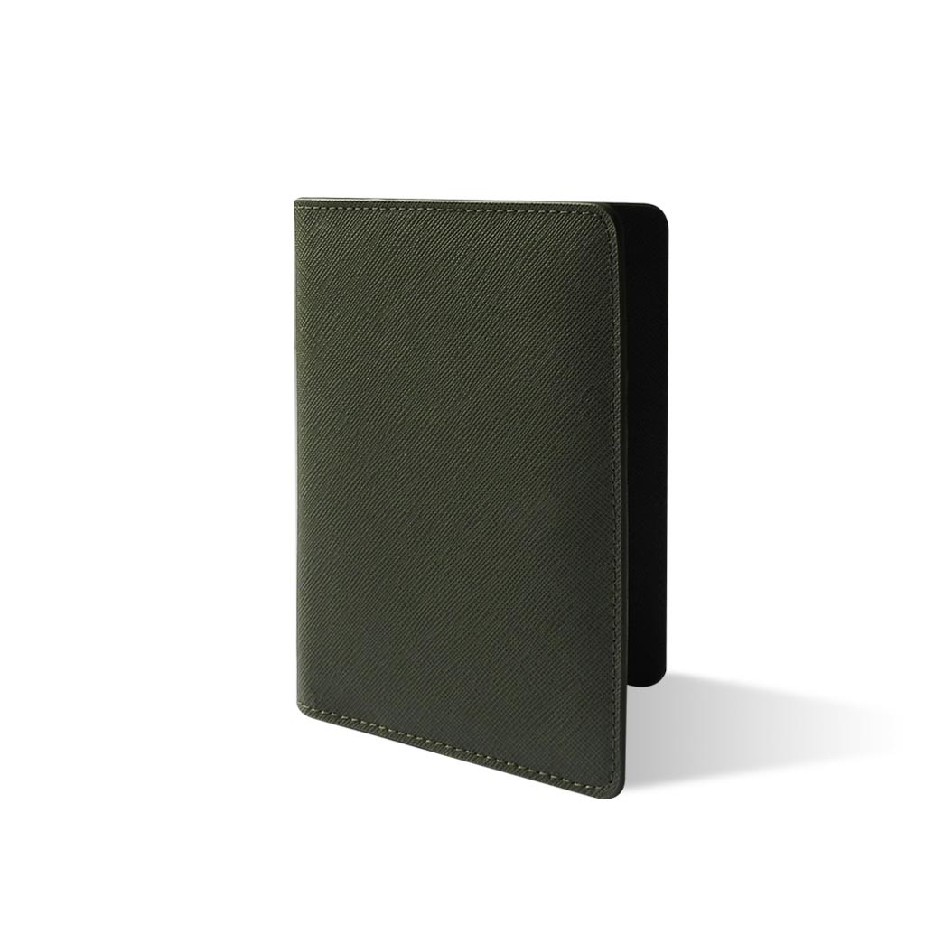 Passport Holder - Splash Of Abstract