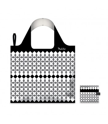Foldable Shopping Bag - Almost Black