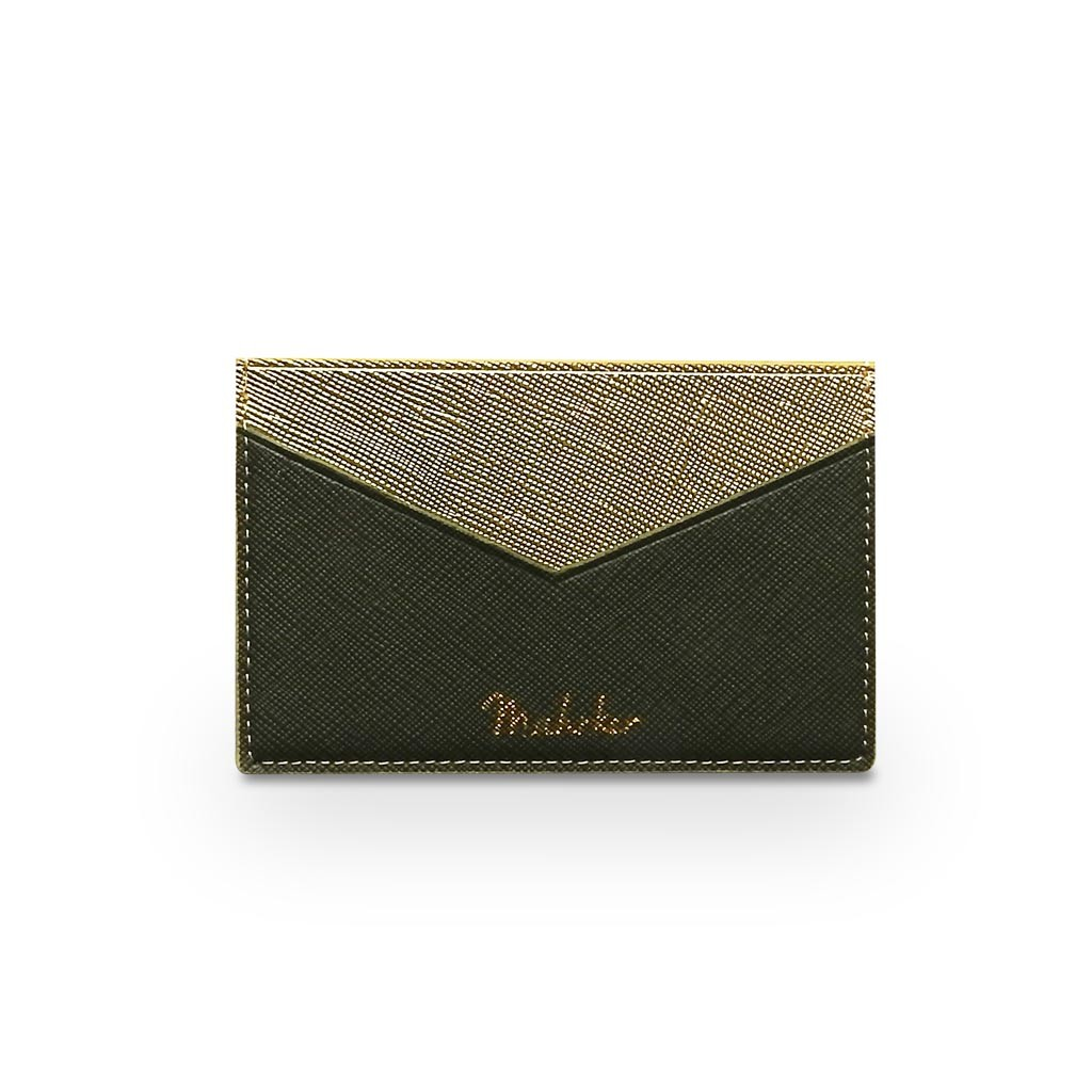 Name Card Holder  - Splash Of Abstract