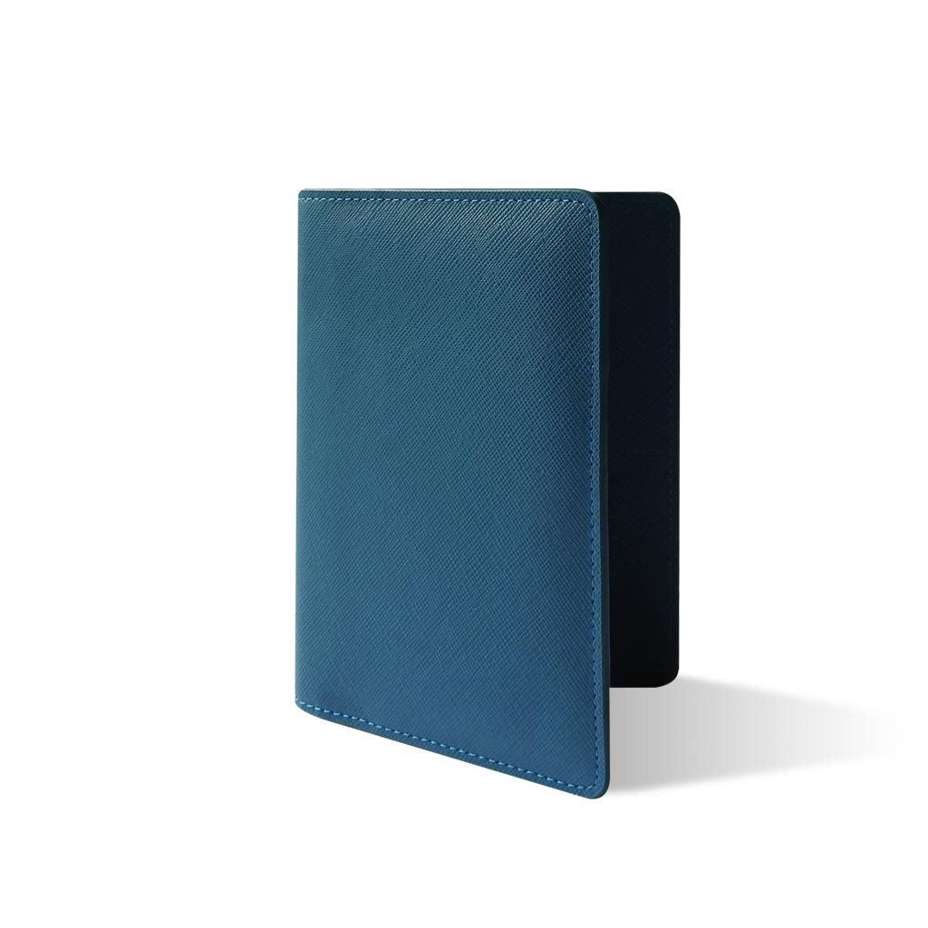 Passport Holder - Placid Wedges