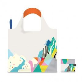 Foldable Shopping Bag - Mystic Peak