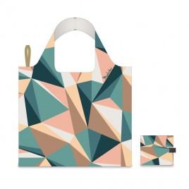 Foldable Shopping Bag - Placid Wedges