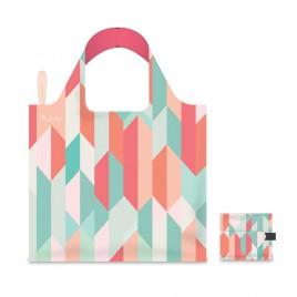 Foldable Shopping Bag - Polygon 02