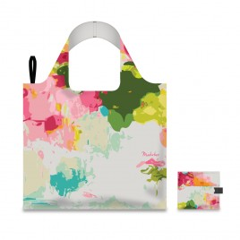 Foldable Shopping Bag - Splash Of Abstract 02